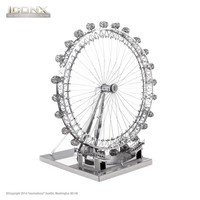 London Eye - Iconx puzzle 3D
