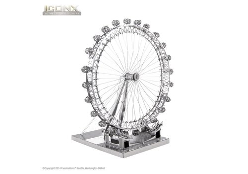 London Eye - Iconx 3D puzzel
