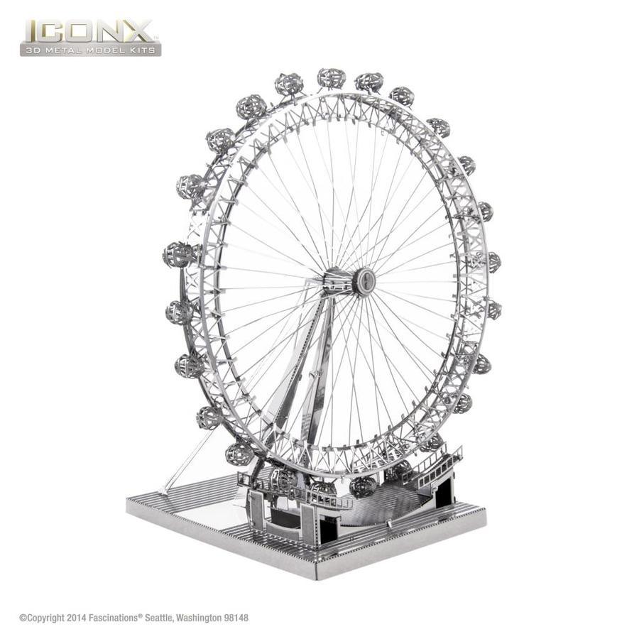 London Eye - Iconx puzzle 3D-1
