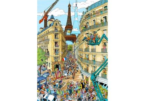 Paris - Fleroux - 1000 pieces