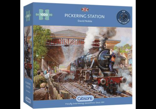 Gibsons Pickering Station - 1000 stukjes