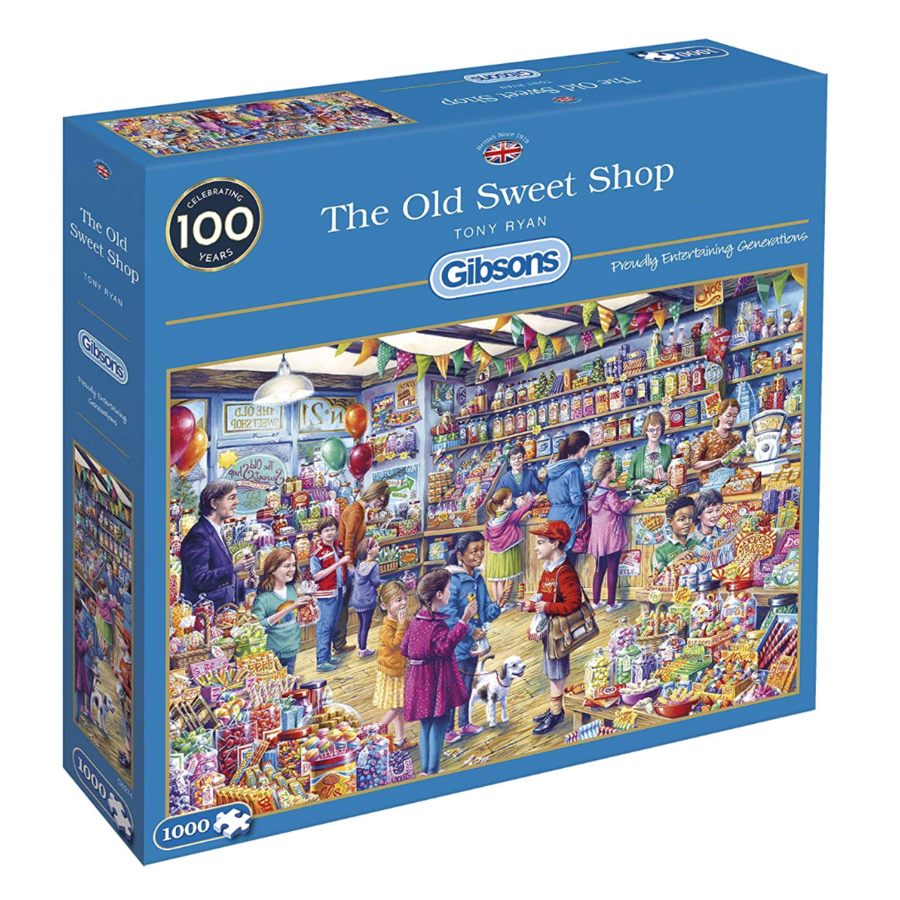 L'ancienne confiserie- puzzle de 1000 pièces-2