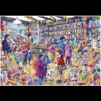 thumb-L'ancienne confiserie- puzzle de 1000 pièces-1