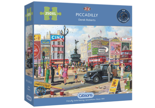 Piccadilly  - 250 XL stukjes