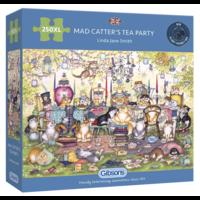 thumb-Mad Catter's Tea Party  - puzzel van 250XL stukjes-1