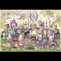 thumb-Mad Catter's Tea Party  - puzzel van 250XL stukjes-2