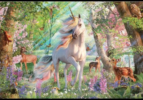 Cobble Hill La licorne et ses amis  - 2000 pièces