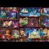 Bluebird Puzzle Bibliotheek avonturen  - puzzel van 1000 stukjes