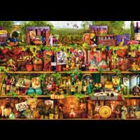 thumb-Wijnkast  - puzzel van 1000 stukjes-1