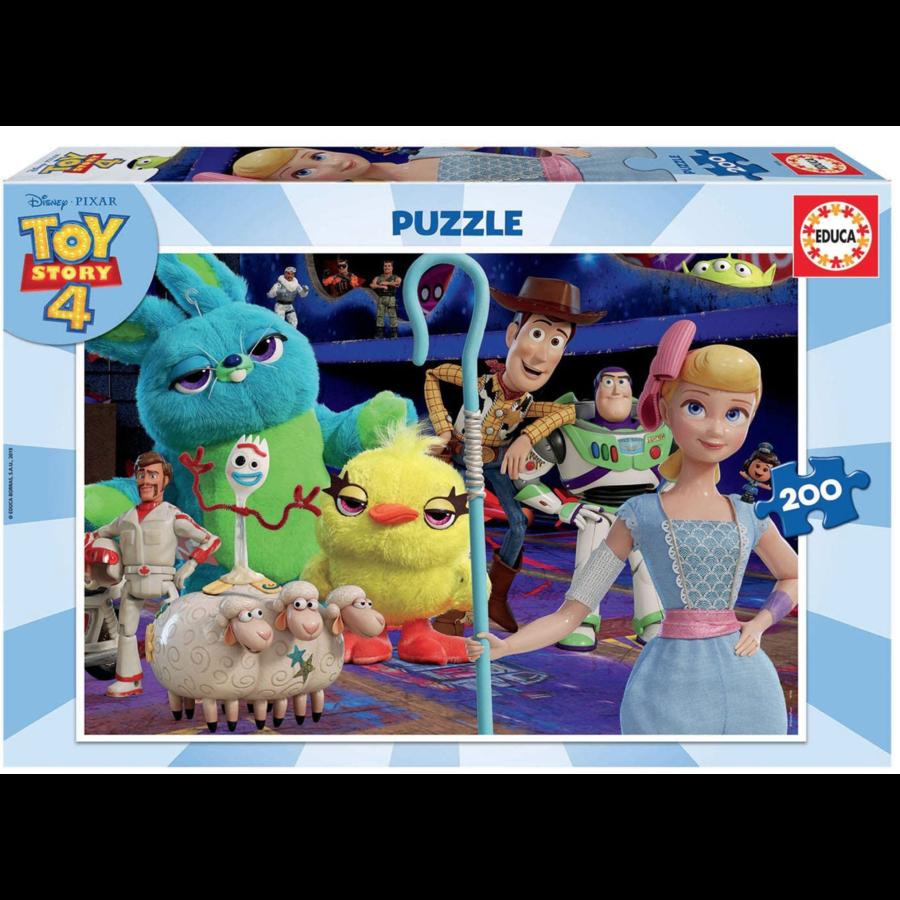 Toy Story 4 - puzzel van 200 stukjes-1