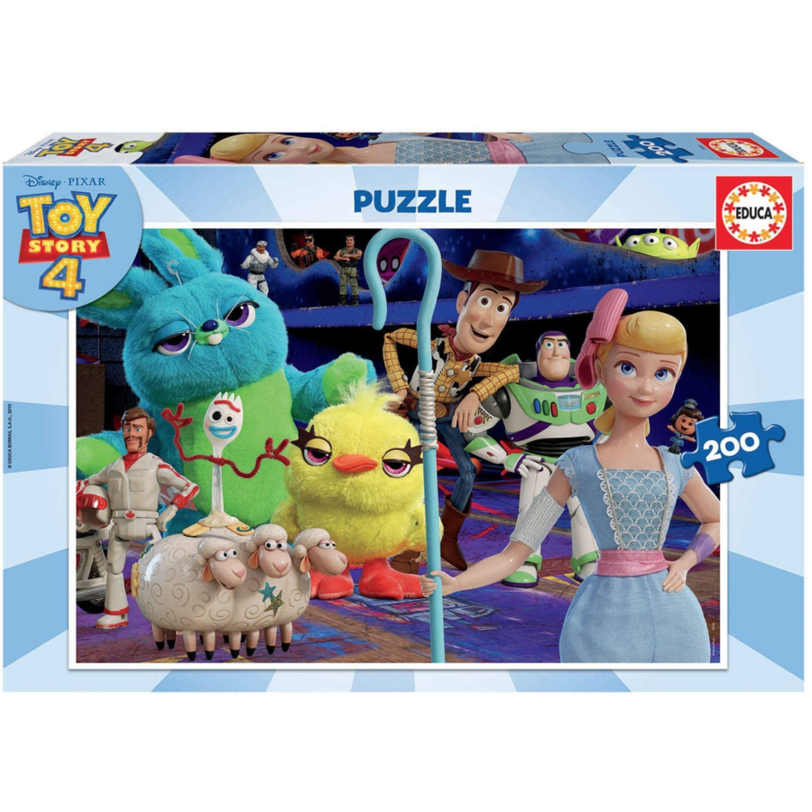 Toy Story 4 - puzzle of 200 pieces-1
