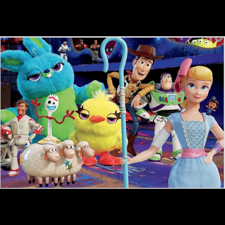 Toy Story 4 - puzzel van 200 stukjes-2