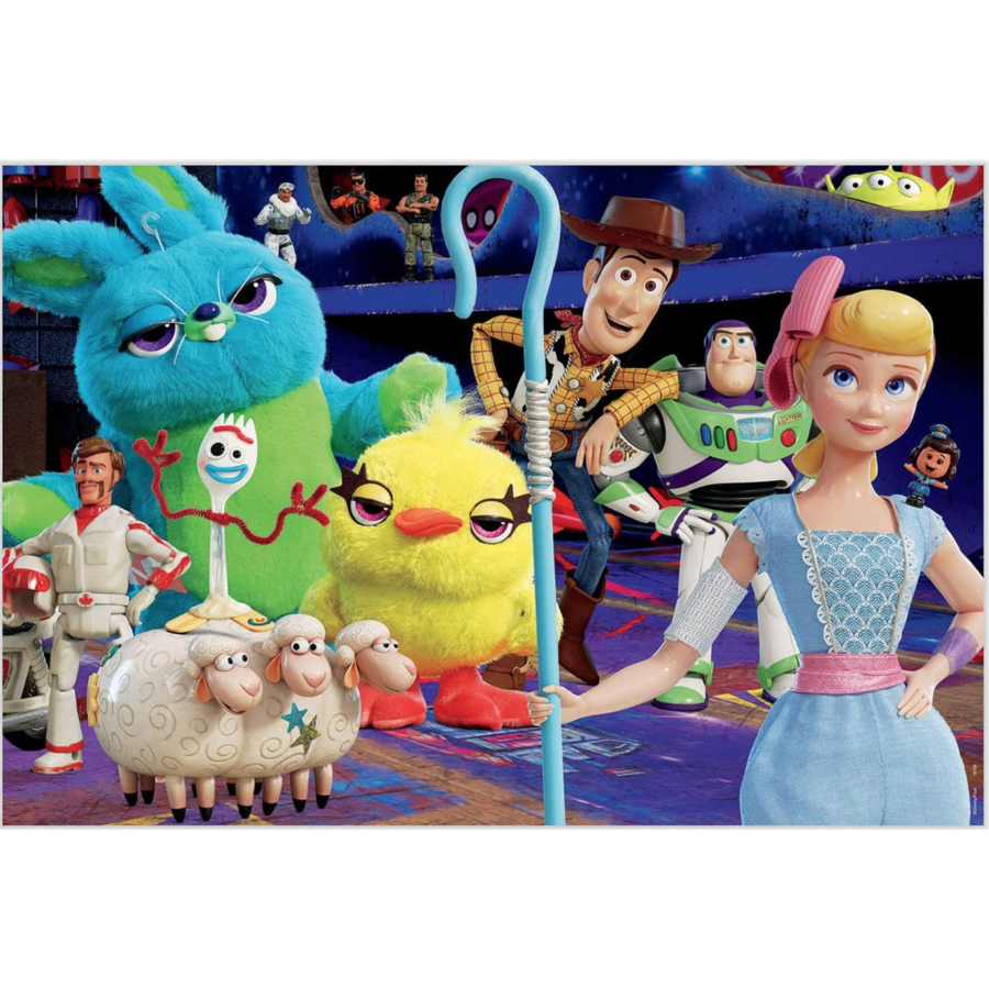 Toy Story 4 - puzzle of 200 pieces-2