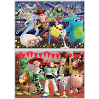 thumb-Toy Story 4  - 2 puzzles of 100 pieces-2