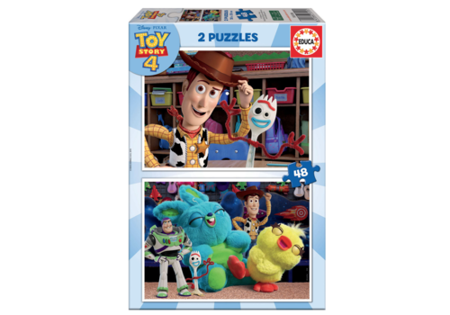 Toy Story 4 - 2 x 48 pieces
