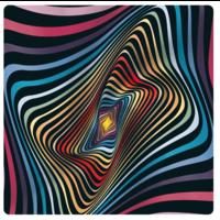 thumb-Puzzle Double Jelly - Puzzle Recto-Verso en Bois - 123 pièces-2