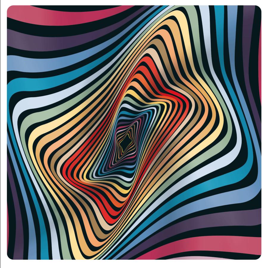 Puzzel Double Jelly - Dubbelzijdige puzzel in Hout - 123 stukjes-3