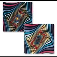 thumb-Puzzel Double Jelly - Dubbelzijdige puzzel in Hout - 123 stukjes-4