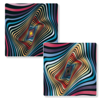 thumb-Puzzle Double Jelly - Puzzle Recto-Verso en Bois - 123 pièces-4