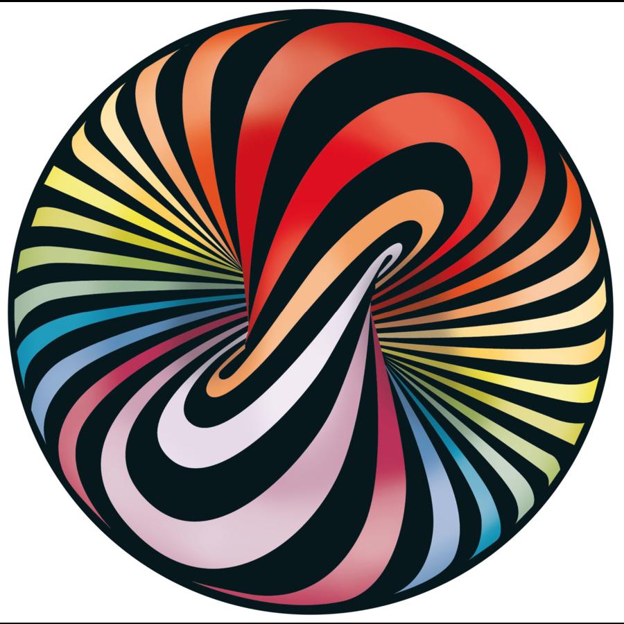 Puzzel Double Lolly - Dubbelzijdige puzzel in Hout - 88 stukjes-2