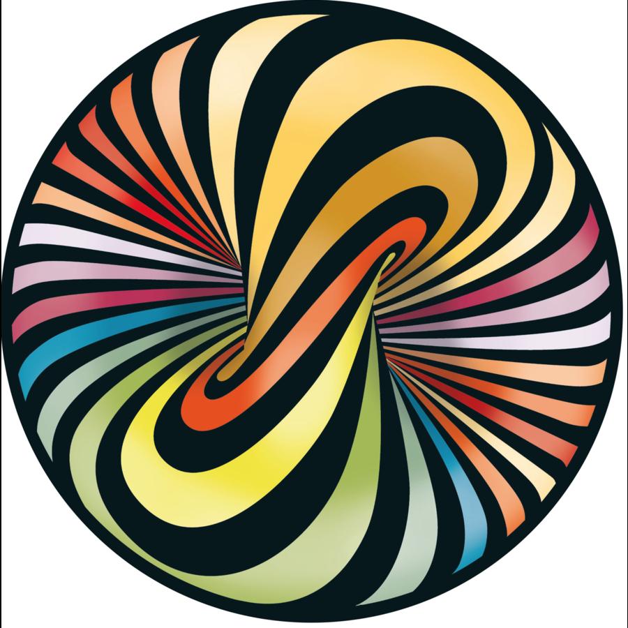 Puzzel Double Lolly - Dubbelzijdige puzzel in Hout - 88 stukjes-3