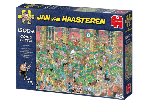 PRE-ORDER - Chalk Up! - JvH - 1500 pieces