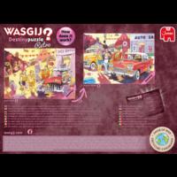 thumb-PRE-ORDER - Wasgij Destiny  Retro 4 - The Wasgij Games! - 1000 stukjes-4