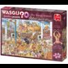 Jumbo PRE-ORDER - Wasgij Destiny  Retro 4 - The Wasgij Games! - 1000 stukjes