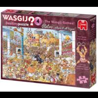 thumb-PRE-ORDER - Wasgij Destiny  Retro 4 - The Wasgij Games! - 1000 stukjes-1
