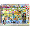 Educa De beste boekhandel ter wereld  - puzzel van 5000 stukjes