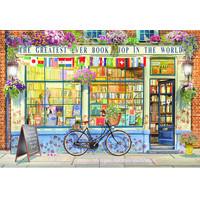 thumb-De beste boekhandel ter wereld  - puzzel van 5000 stukjes-2