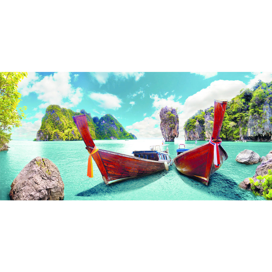 Phuket à Thailande - puzzle de 3000 pièces-2