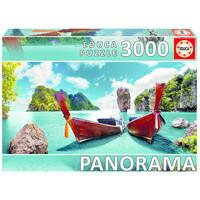 thumb-Phuket à Thailande - puzzle de 3000 pièces-1