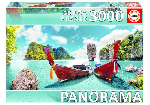 Phuket in Thailand - 3000 stukjes