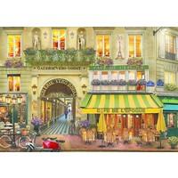 thumb-Galerie Paris - puzzle de 2000 pièces-2