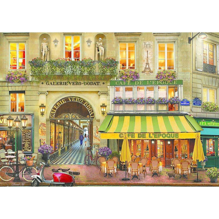 Galerie Paris - puzzle de 2000 pièces-2