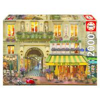 thumb-Galerie Paris - puzzle de 2000 pièces-1