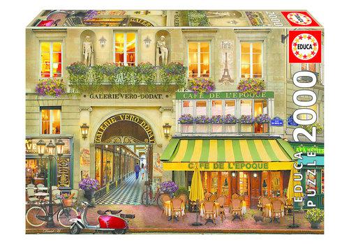 Educa Galerie Paris - 2000 stukjes