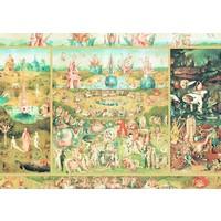 thumb-Tuin der Lusten  - puzzel van 2000 stukjes-2