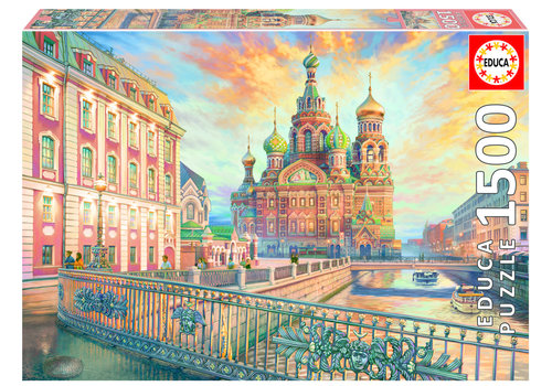 Saint Petersburg - 1500 pieces