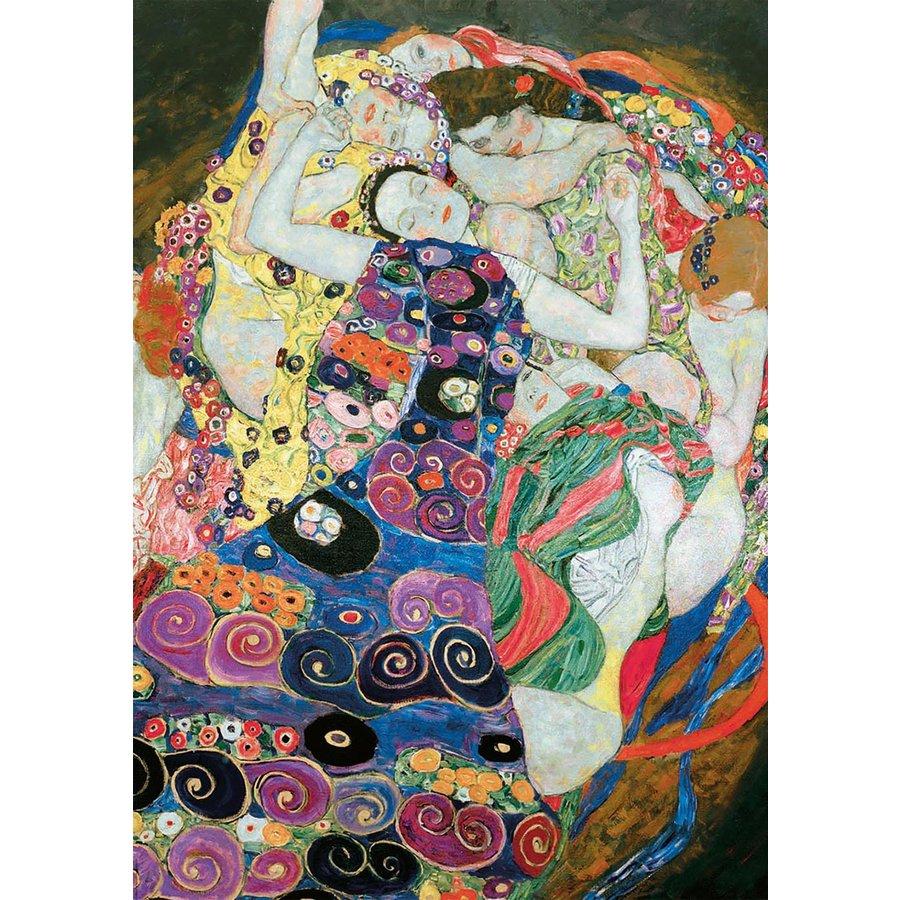 Klimt - 2 x 1000 pièces puzzle-3