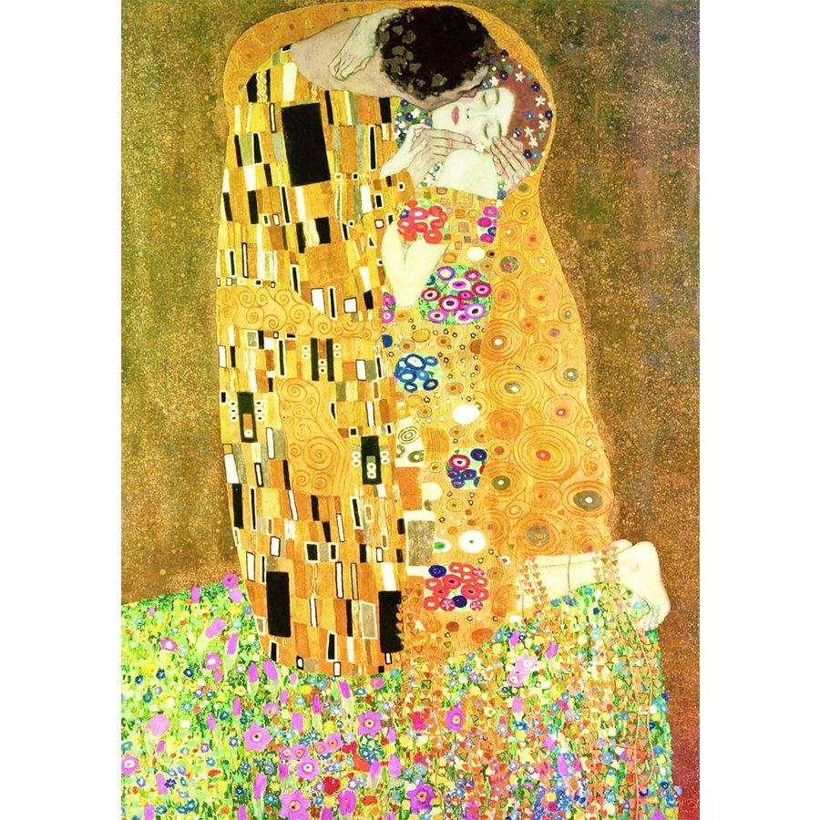 Klimt - 2 x 1000 stukjes legpuzzel-2