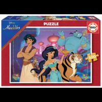 thumb-Aladdin  - puzzel van 100 stukjes-1