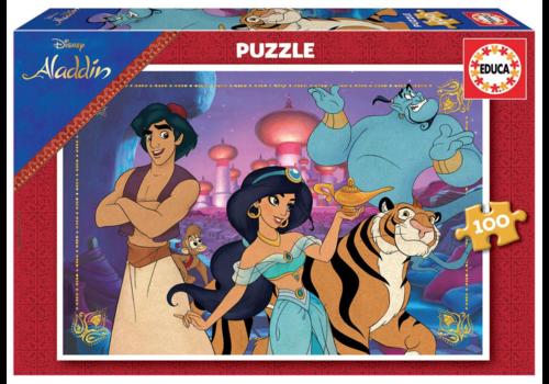 Aladdin - 100 pieces