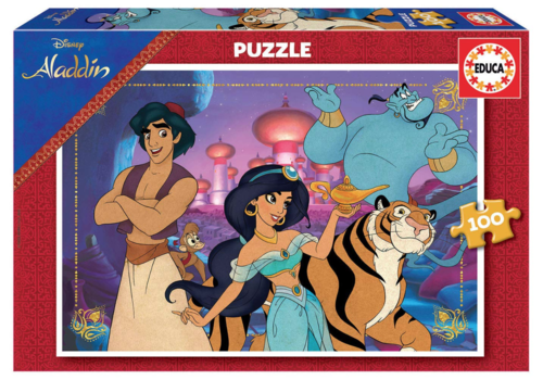 Educa Aladdin - 100 stukjes
