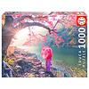 Educa Lever de soleil à Japon - 1000 pièces