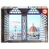 Educa Zicht op Firenze - puzzel 1000 stukjes