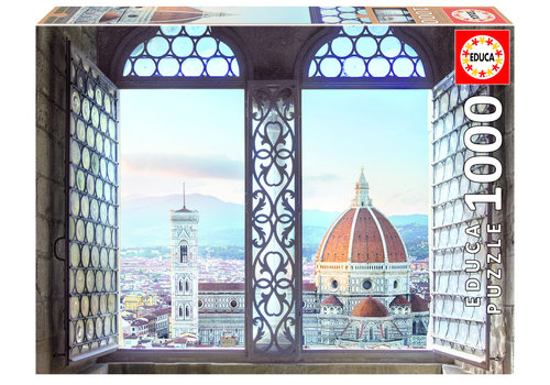 Educa Views of Florence - 1000 pieces
