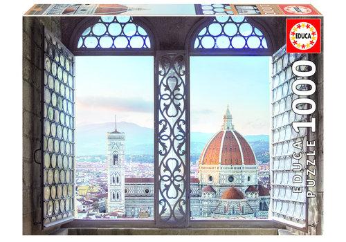 Vue sur Florence - 1000 pièces