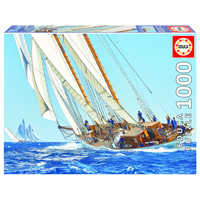 thumb-Yacht - 1000 pieces-1